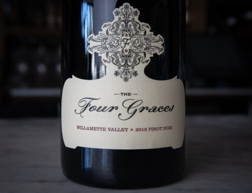Wine Wednesday: Four Graces Pinot Noir